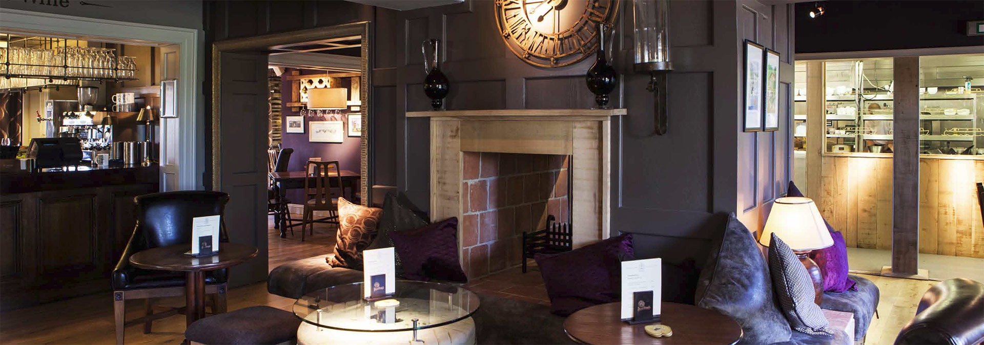 Hatton Arms Corporate Dining